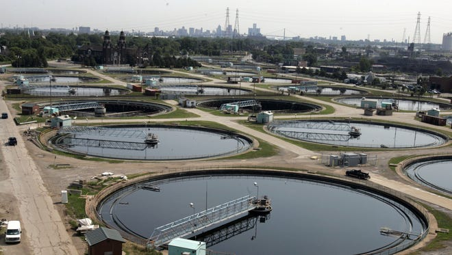 Public officials hope thatby analyzing Detroit sewage samples, they can track and predict coronavirus outbreaks.