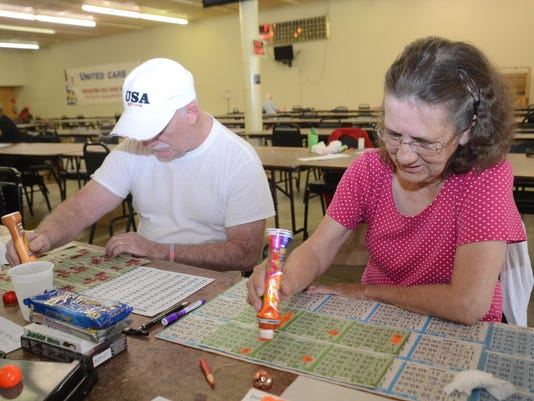 ANI Bingo Francis Precourt and his wife Sharon Precourt play Bingo regularly at D'amico's Bingo World located at 4810 Lee Street. D'amico's is open Tuesdays, Fridays and Saturdays. Doors open at 5 p.m. with the Bingo games beginning at 6:15 p.m. Tuesday, A
