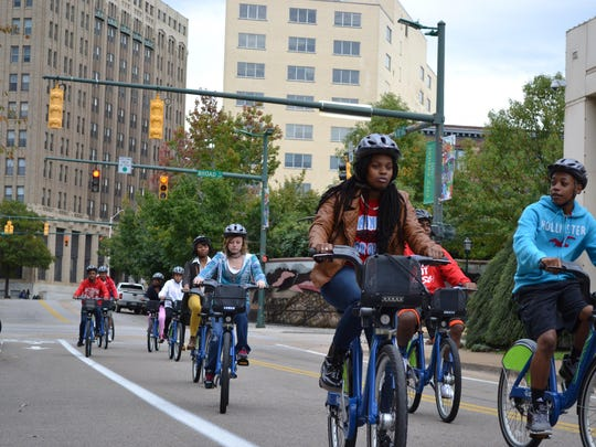 In Tennessee, Chattanooga's driver education program includes a short bicycle ride aimed at making students more empathetic and cautious drivers.