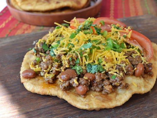 Navajo Taco #1