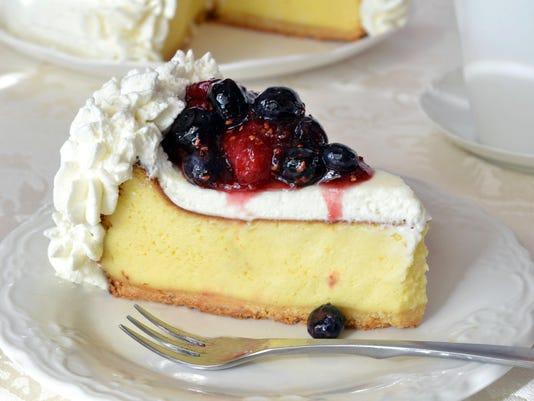 Award-Winning Cheesecake
