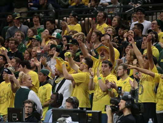 NCAA Basketball: Stanford at Oregon