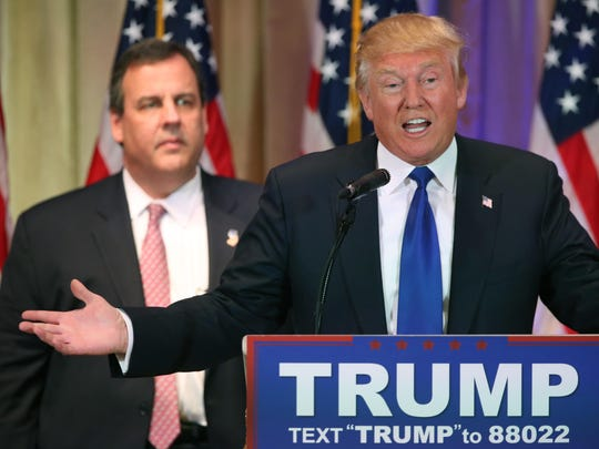 Donald Trump and Gov. Chris Christie both are vile, vulgar and vindictive.