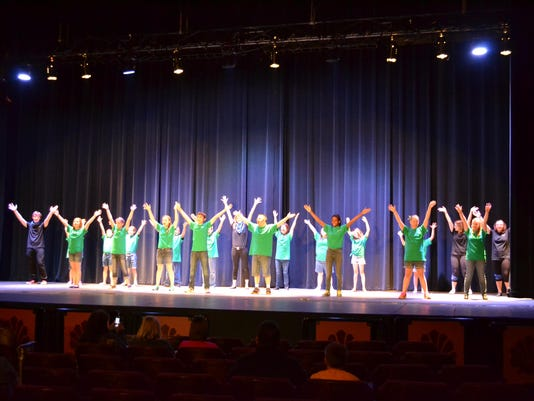 Camp Broadway 2015 - 1