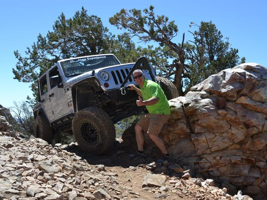 At the Big Bear Jeep Experience you actually drive the Jeep. Consider a Rock Climbing Tour for extra thrills.