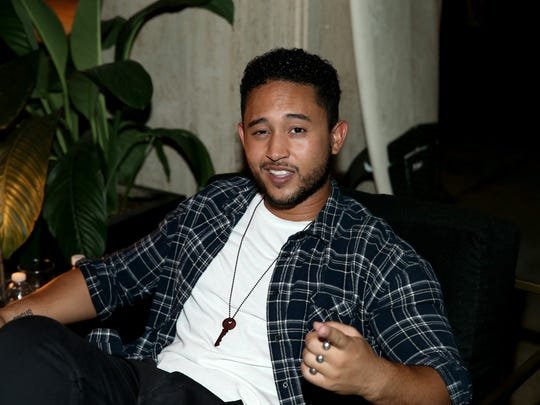 Actor Tahj Mowry attends The Giving Keys launch party for the new Matte Black Key Necklace on Sept. 29, 2016, in Los Angeles. (Photo by Jonathan Leibson/Getty Images for The Giving Keys)