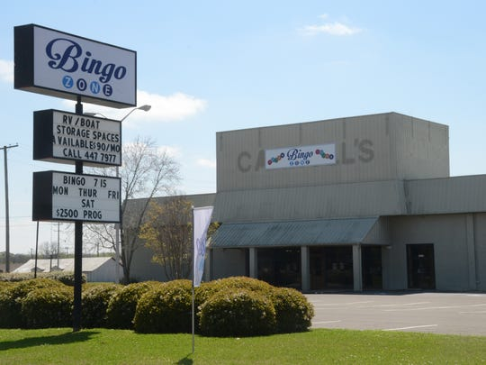 Bingo Zone, which benefits Alexandria Country Day School, opened on Memorial Drive last year when the Alexandria City Council temporarily lifted its moratorium on new bingo halls. A proposed ordinance is to be introduced next week to codify the moratorium.