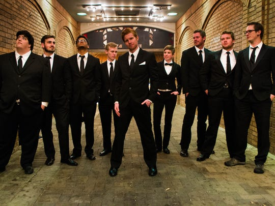 Greeley-based soul band The Burroughs will perform at 3 p.m. Saturday as part of FORToberfest.