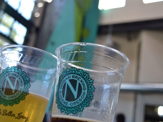 Ninkasi Brewing's newest renovations were on display at the 2014 Whitetaker Block Party in Eugene Ore. on Aug 2.