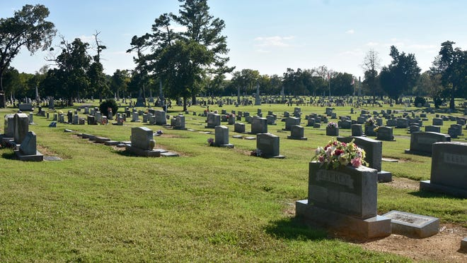 The Gallatin City Cemetery is the focus of a new preservation plan project.