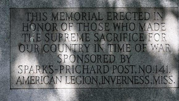 Delta War Memorial