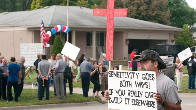 Sterling Heights is among Metro area communities that have struggled with controversies over requests for religious buildings.