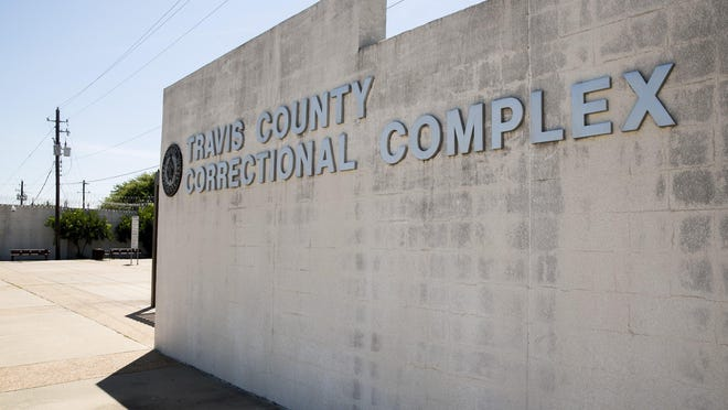 Travis County Correctional Complex in Del Valle.