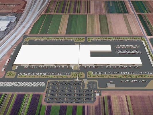 Goodyear UPS facility