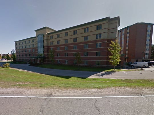 Central Michigan University's Campbell Hall