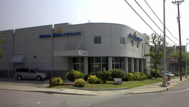 An 11,189-square-foot building stands at 2108 Charlotte Ave. Saint Thomas Midtown Hospital sold the property for $2.4 million.