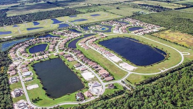 Millstone Landing is one of 14 communities GHO Homes is currently building in Indian River County.