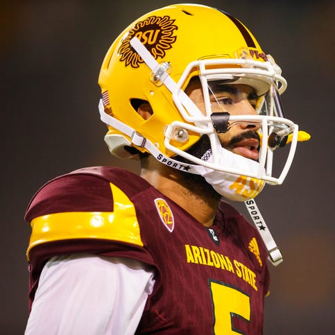 ASU football's Manny Wilkins adds preseason award nominations