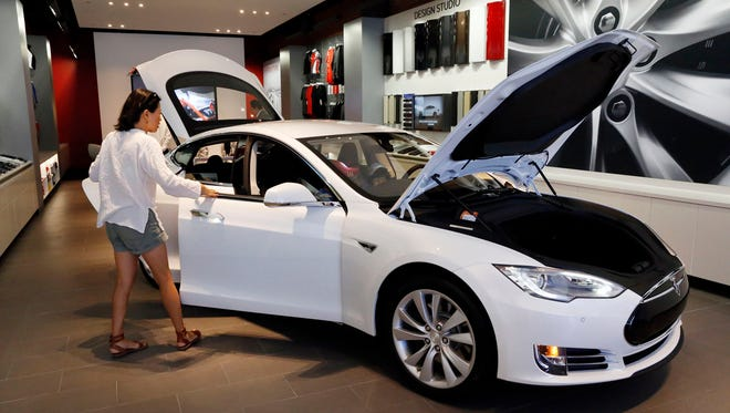 The Tesla Model S performed poorly in Consumer Reports annual automotive reliability study.