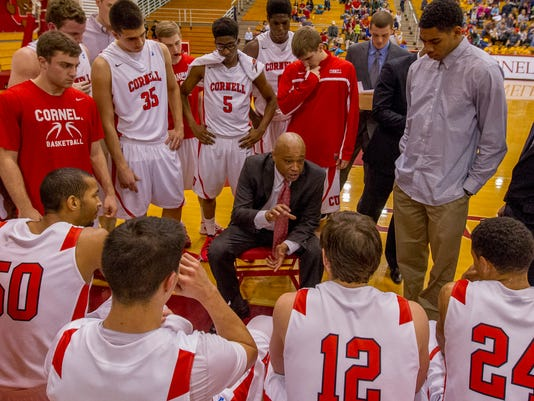Cornell Mens Basketball vs Oberlin Yeomen