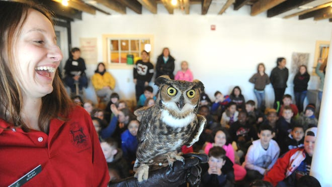 Kids can have a fun day of learning on a day off from school at Woodford Cedar Run Wildlife Refuge in Medford.