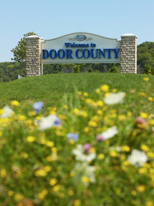 Door County flowers