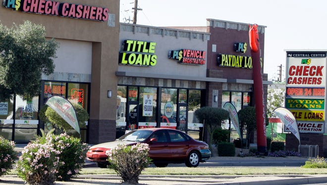 The mental bandwidth taken up with worries about being strapped explain the poor decision-making widely seen among low-income families, including taking costly payday loans.