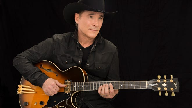 Country music legend Clint Black will play the Fred Kavli Theatre in Thousand Oaks Thursday night.