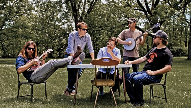 Playing as many as 175 shows per year, Greensky Bluegrass has graduated to headlining status at some of the country's most iconic venues.