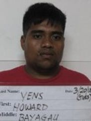 Howard Bayagau Yens, 25