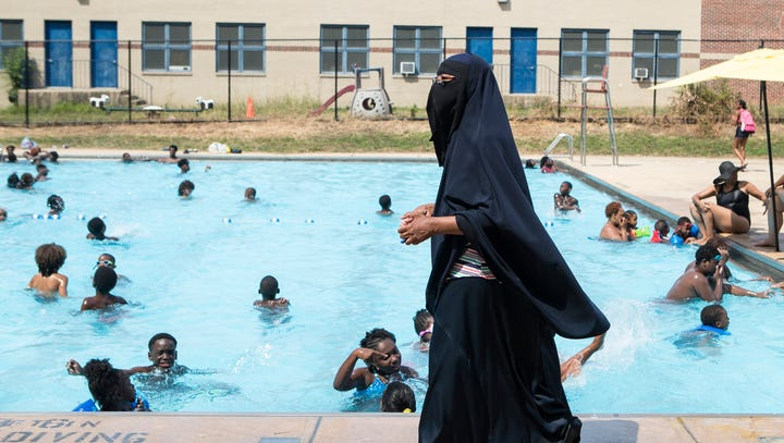 Muslim swimmers asked to leave Wilmington public pool; mayor apologizes