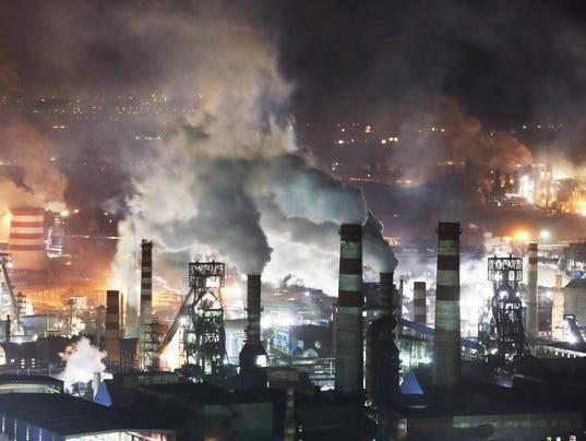 EPA CHINA ENVIRONMENT ENV ENVIRONMENTAL POLLUTION CHN HE
