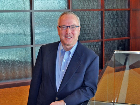 Bill Newlands will soon become Constellation Brands' new chief executive officer.