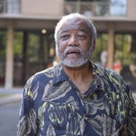Charles Hicks of Washington, D.C., is looking forward to seeing his family's civil rights work recognized in an exhibit at the Smithsonian's National Museum of African American History and Culture, set to open on the National Mall in 2016. (Photo by Deborah Barfield Berry, Gannett Washington Bureau)
