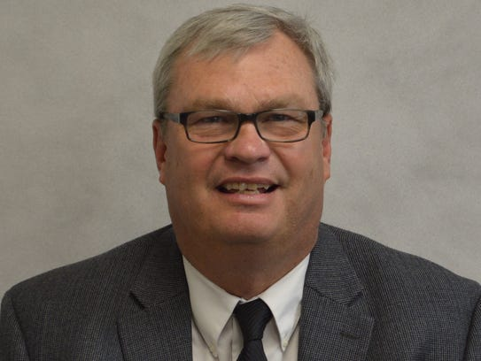 Sheboygan County Board Chair Tom Wegner was elected