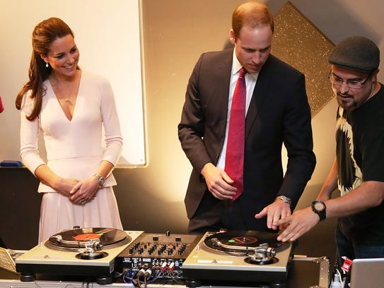 Hip-hop DJs