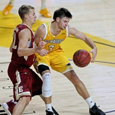 Former UW-Milwaukee guard Brock Stull will play his final season at Minnesota