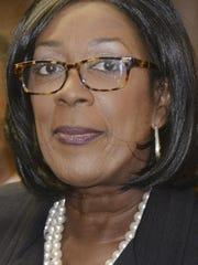 ASU president Gwendolyn Boyd