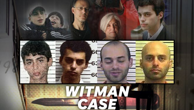 Zachary Witman was 15 when, police said, he killed his younger brother, 13-year-old Gregory, in New Freedom in 1998.
