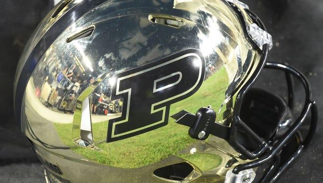 Purdue football.