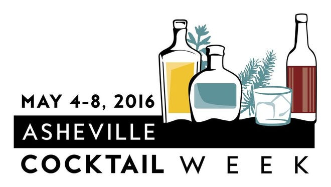 Asheville Wine & Food Festival will hold the first ever Cocktail Week May 4 - 8.