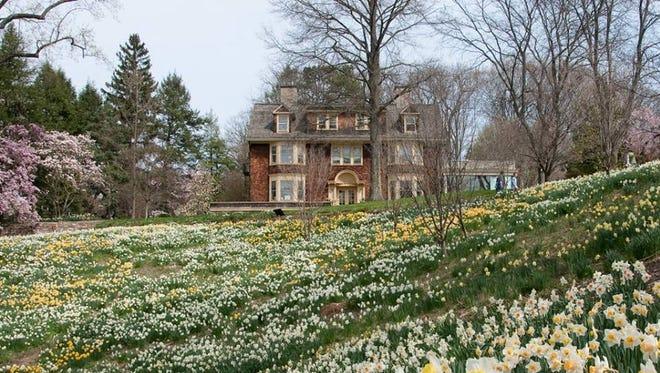 Reeves-Reed Arboretum.