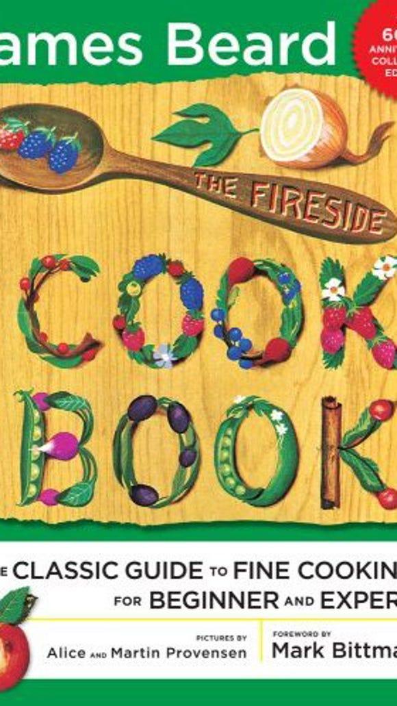The Fireside Cookbook by James Beard.