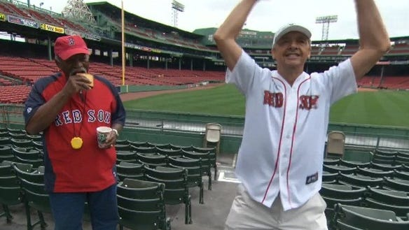 celebrity red sox