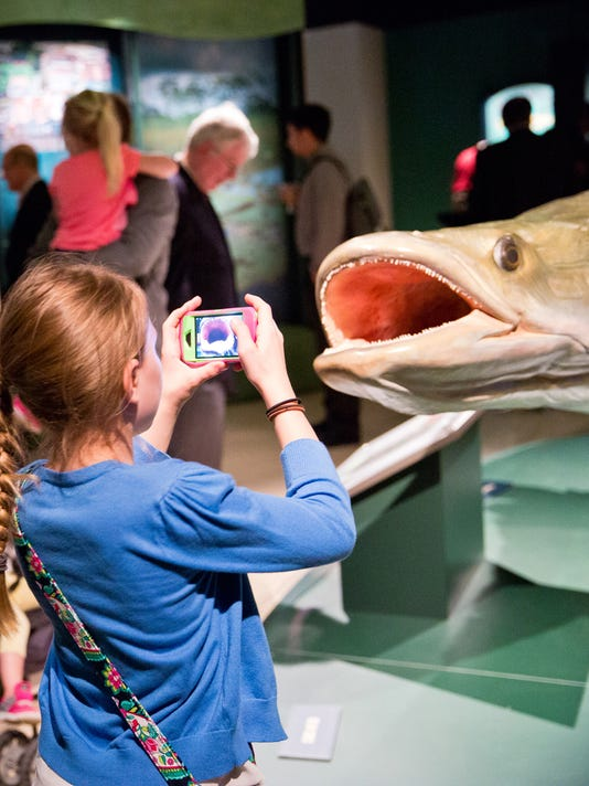Monster Fish, Opening Reception, March 26 2015