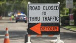 Road work will force lane and ramp closures overnight on Route 38 in Lumberton and Mount Laurel.