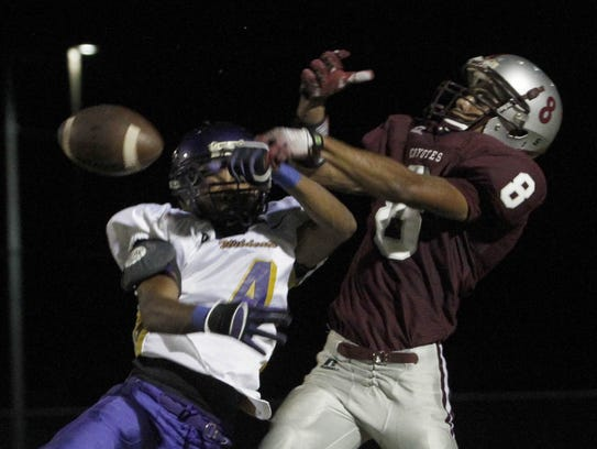 Former West Creek star, C. J. Board, goes up for the