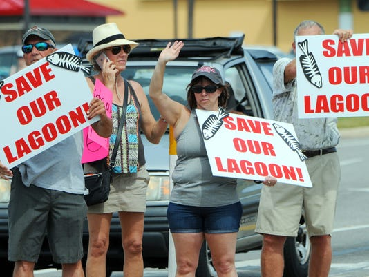 Rally for the Indian RIver Lagoon
