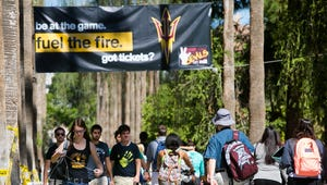 If you're an Arizona State University student who's intobiking, you picked the right school.