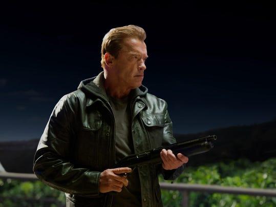 TERMINATOR GENISYS Arnold Schwarzenegger